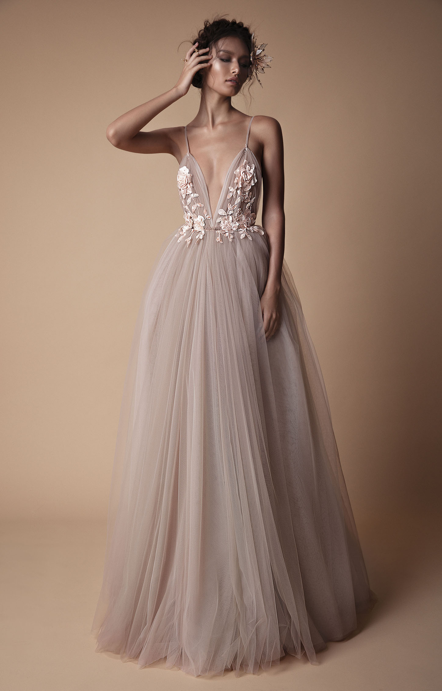 Fall Color Wedding Dresses