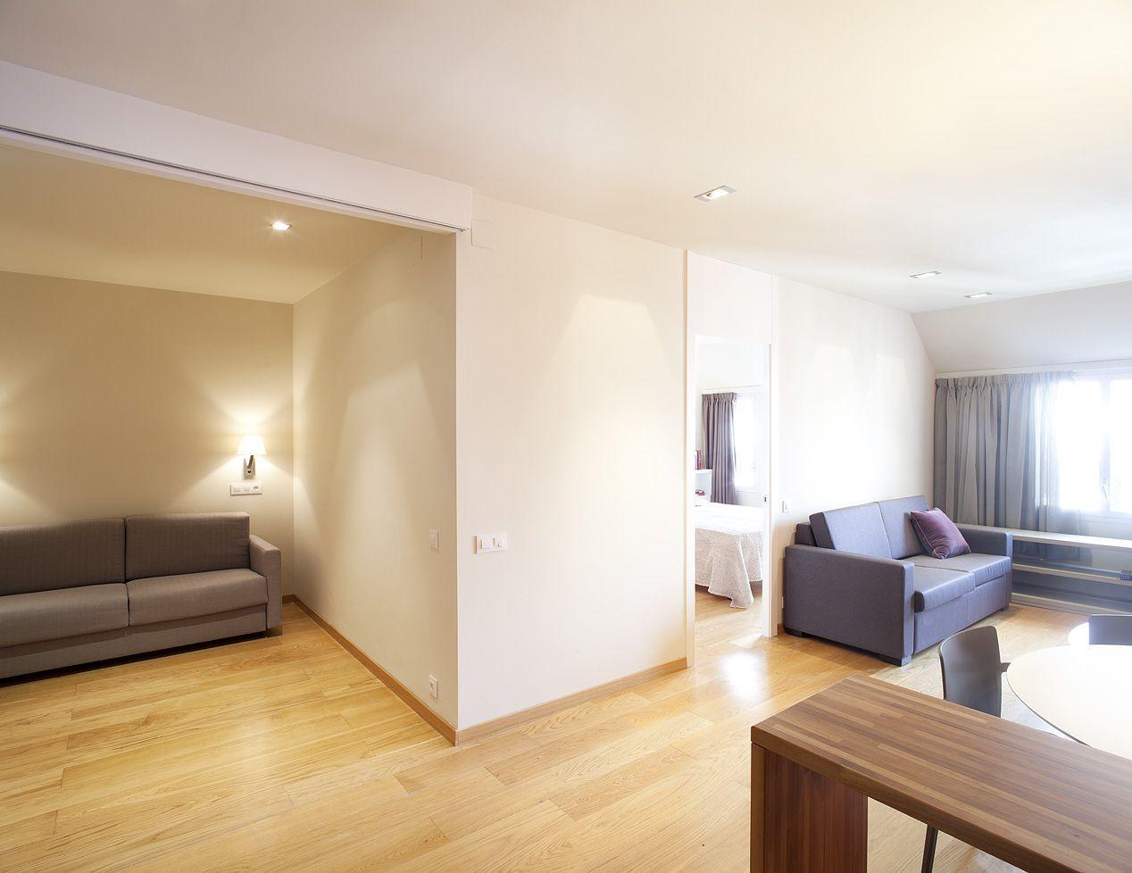 Apartamento turstico en la Eixample Barcelona  BERTA
