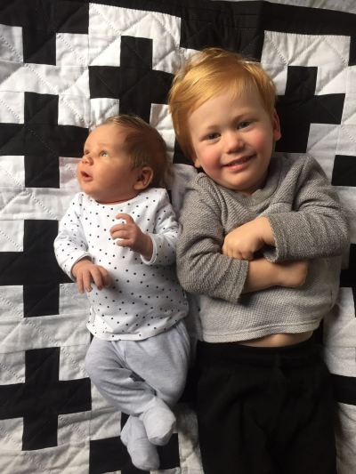Meet Sawyer and Hunter Klar