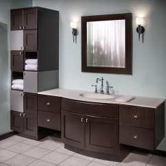 Kitchen Sink Cabinets Rustic Island Ideas Bertch Cabinet Manufacturing