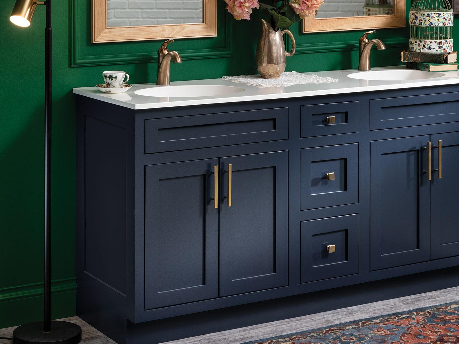 bath vanities and bath cabinetry