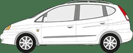 Anhängerkupplung und Elektrosatz nachrüsten für Daewoo