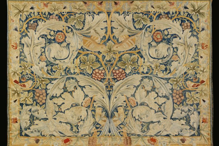 William Morris embroidery