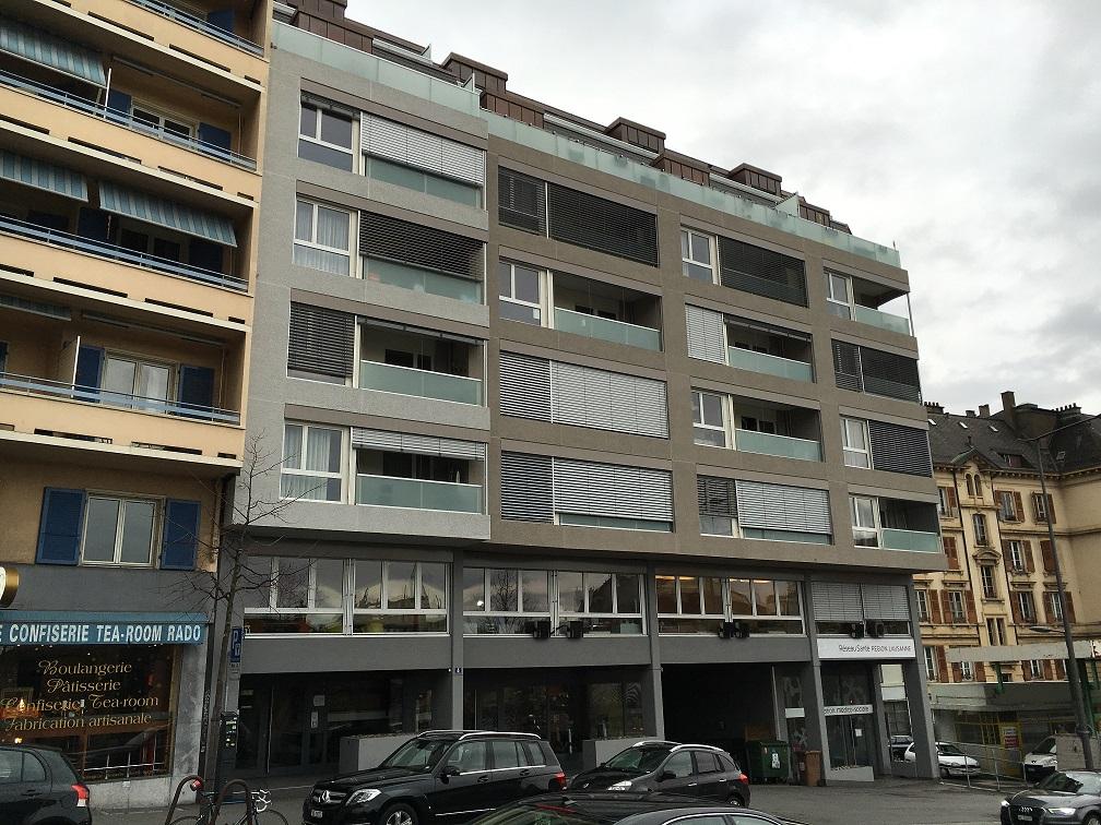 Bugnon 4 Lausanne  BertholetMathis SA
