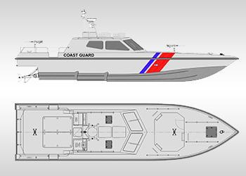 interceptor boat designs berthon