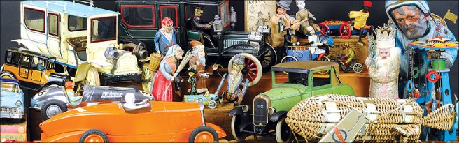 Annual Fall Auction Highlights