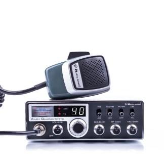ALAN QUARANTOTTO – CB Veicolare AM-FM 40 Canali