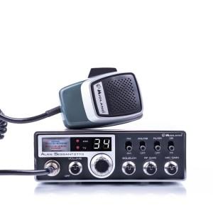 ALAN SESSANTOTTO – CB Veicolare AM-FM 34 Canali (68)