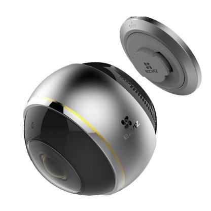 EZVIZ Wi-Fi Camera Panoramica Mini Pano