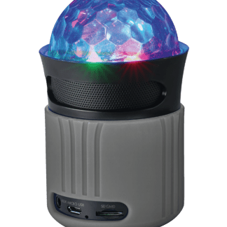 Dixxo Go Wireless Bluetooth Speaker with party lights