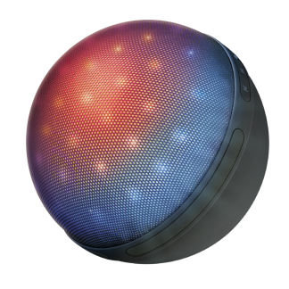 DIXXO ORB BLUETOOTH WIRELESS SPEAKER WITH PARTY LIGHTS