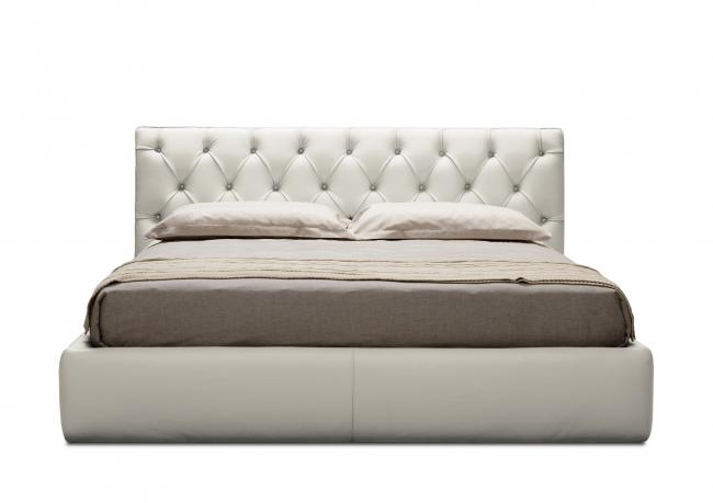 OUTLET  Letto King Size in Pelle  BertO Shop