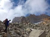 L'envers des Dorées. Un paradis pour grimpeurs !