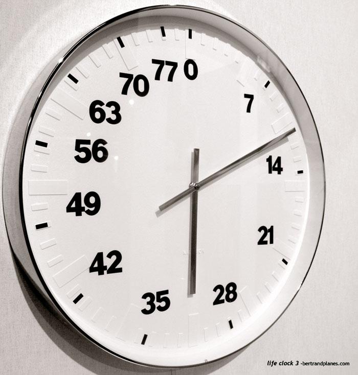 Bertrand Planes Life Clock 3