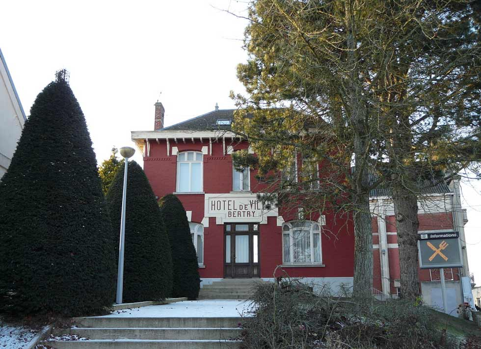Mairie de Bertry