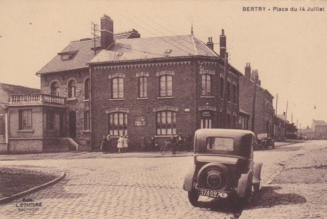 Bertry
