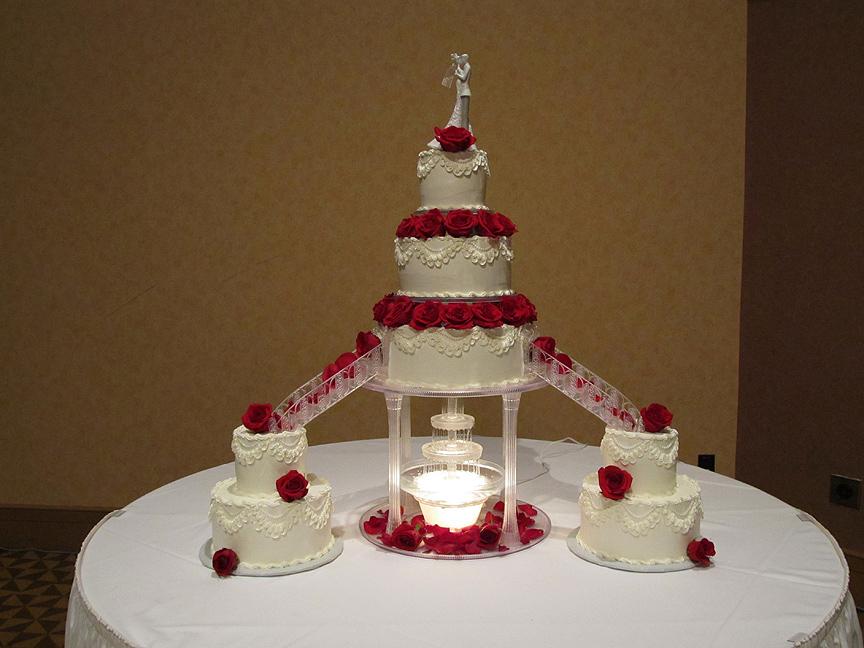 Wedding Cake Gallery 2 Berts Bakery