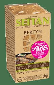 Veggie Protein Steak – Weizen – Promo 15% – 3D