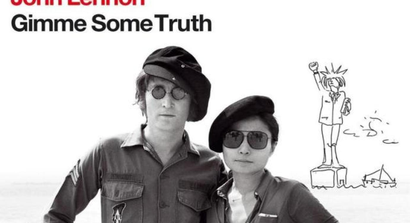 John Lennon Gimme Some Truth Berussa Musicart