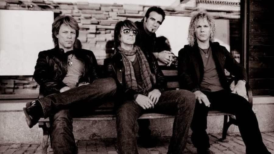 Andy Madadian, Jon Bon Jovi, Richie Sambora & Friends - Stand By Me