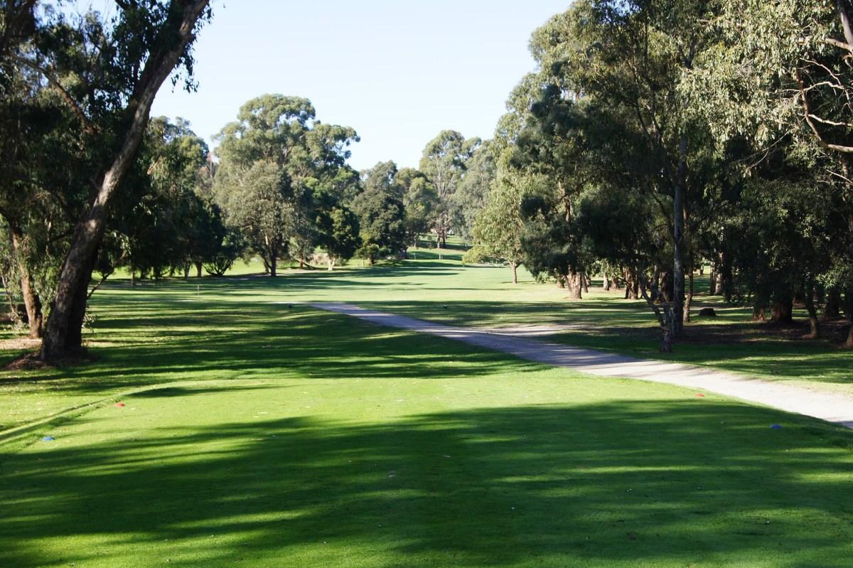 3rd Berwick Montuna Golf Club