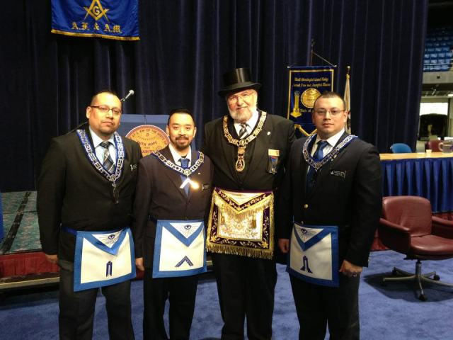 Grand Lodge, Oct 5-6