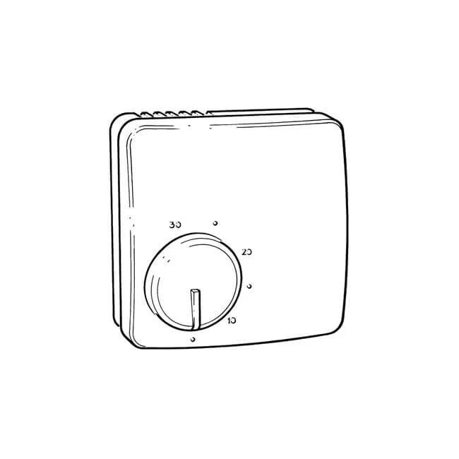 danfoss wc4b wiring box assembly