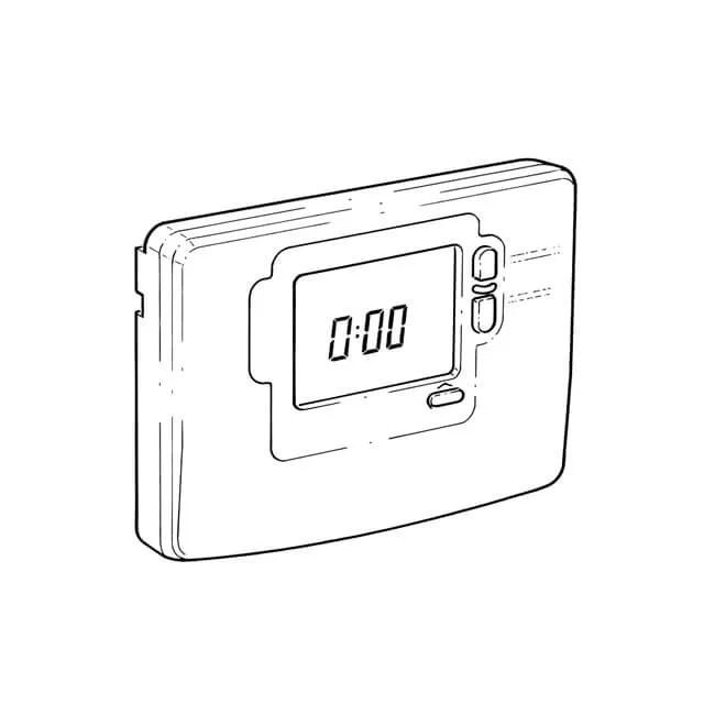 Honeywell Sundial RF² Central Heating Control Pack 1
