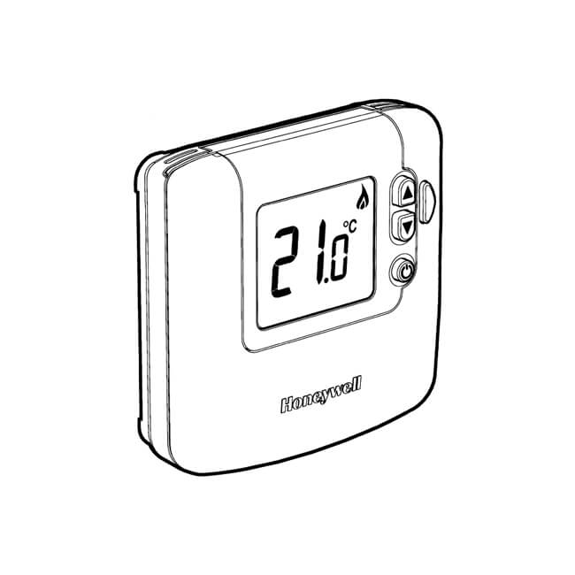Honeywell Sundial RF² Central Heating Control Pack 2