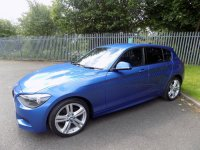Used BMW 1 Series 120d xDrive M Sport 5dr for sale in ...