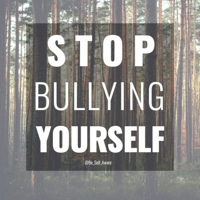 BSA stop bullying with yourself copy