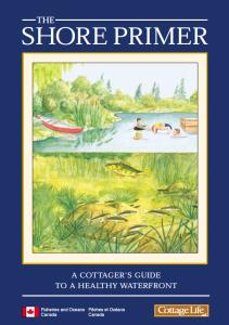 Cover of Shoreline Primer book