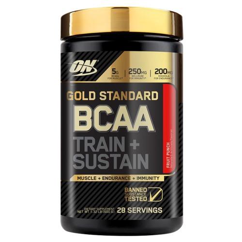 optimum gold standard bcaa değerleri