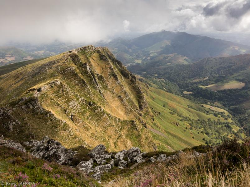Randonner dans les Pyrénées GR 10