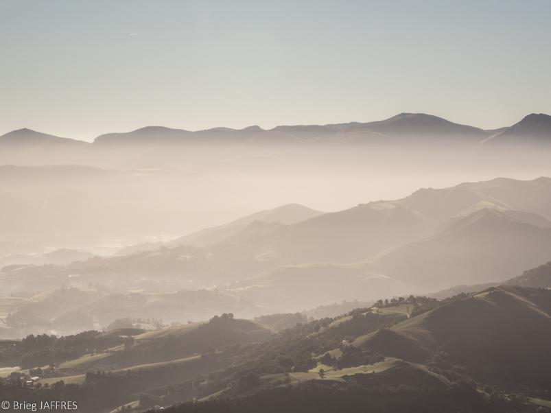 Traversée des Pyrénées à Pied parle GR 10