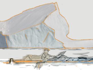 kayak Groenland Disko