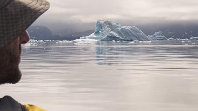 circuit kayak baie de disko groenland