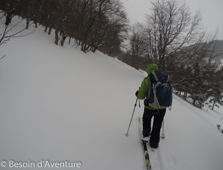 Traversée-haut-plateau-vercors-a-ski-de-randonnée-nordique