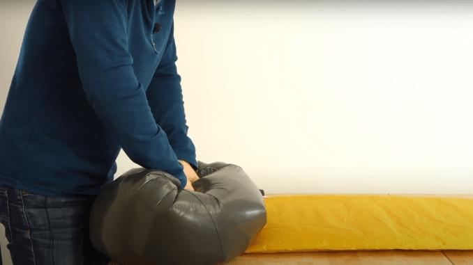 Comment gonfler le matelas Thermarest Neoair Xlite