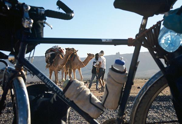 tour du monde à vélo - Mauritanie