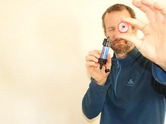 comment remplacer la seringue du filtre sawyer mini