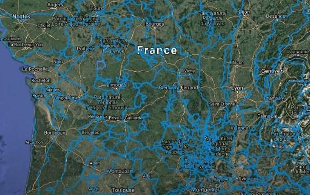 Comment trouver un GR en France ?
