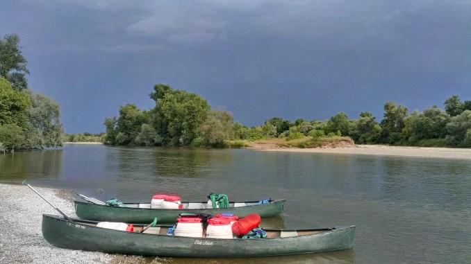 Canoé/kayak descente rivière/fleuve France