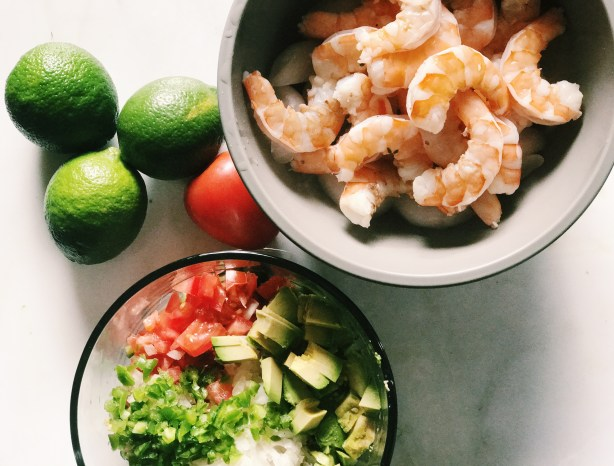 how to make mexican shrimp cocktail