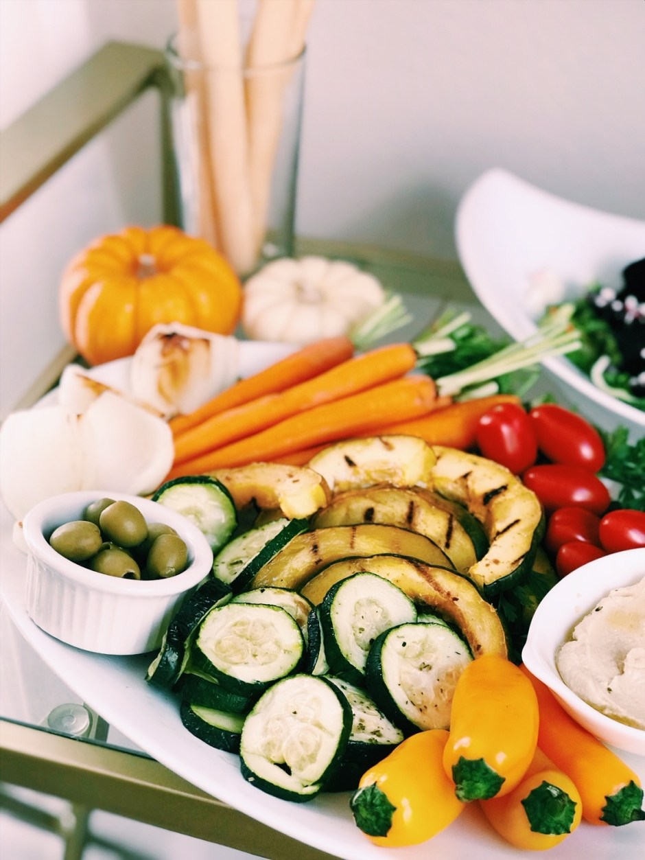 veggie appetizer idea