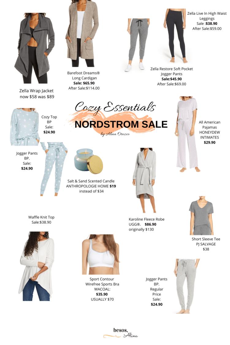 nordstrom sale pajamas