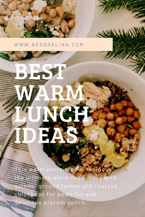 best warm lunch ideas
