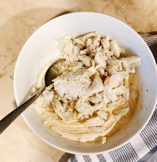 easy crab dip recipe