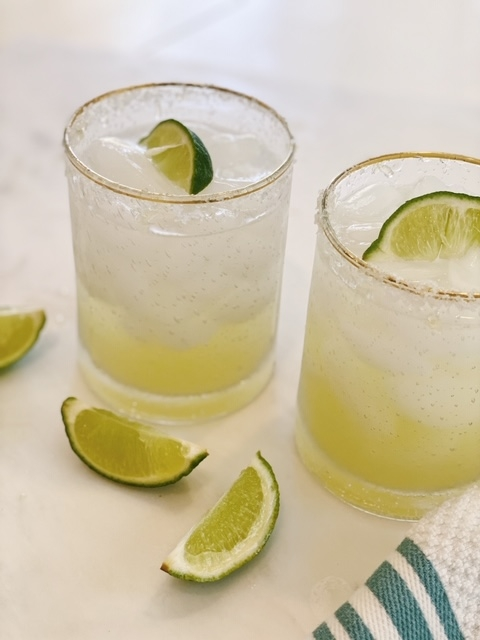 The Best Skinny Margarita Recipe