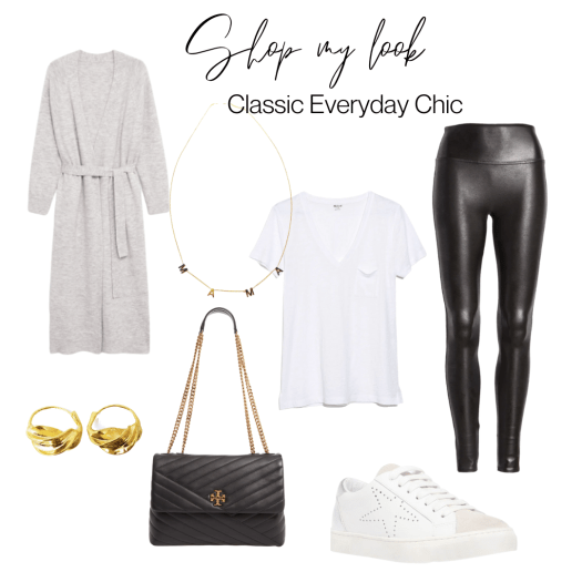 everyday mom chic style